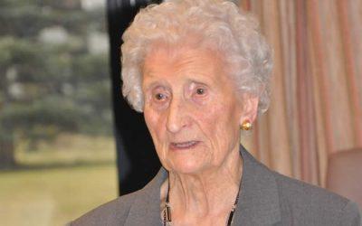 Centenario Ida Luisoni